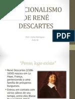 16.o racionalismo de rené descartes.