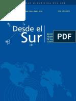 Daniel Morán. Elite y pueblo en la independencia en el Perú. Revista Desde el Sur Nº 1, 2009.