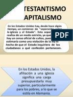 Protestantismo y Capitalismo