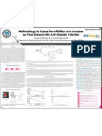 Methodology to Assess the Inhibition of a-Amylase by plant extracts with anti-diabetic potential