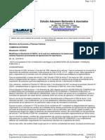 1.Res 142-2012 Modificacion Plazos Para El Ingreso de Divisas