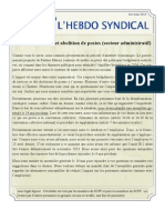 32. l'Hebdo Syndical 1er Mai 2013