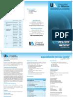 UA Espec Fisica General