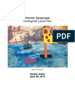 homer seascape