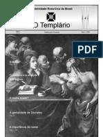 Jornal o Templario Ano1 n2 Abr Mai Jun 2006