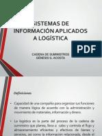 Sistemas de Información Logísticos