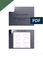 Hong Kong Trading Techniques