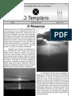 Jornal o Templario Ano5 n40 Agosto 2010