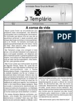 Jornal o Templario Ano5 n43 Novembro 2010