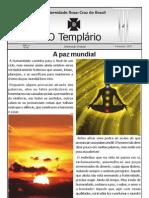 Jornal o Templario Ano6 n46 Fevereiro 2011