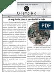 Jornal o Templario Ano6 n52 Agosto 2011