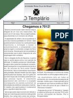Jornal o Templario Ano7 n59 Marco 2012