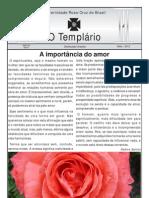 Jornal o Templario Ano7 n61 Maio 2012