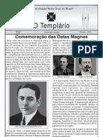 Jornal o Templario Ano7 n66 Outubro 2012