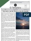 Jornal o Templario Ano7 n67 Novembro 2012