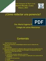 Redacción de ponencias.pdf