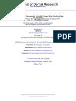 j Dent Res 2012 Papapanou 907 8