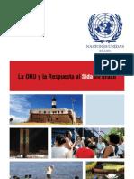 A ONU e a Resposta a Aids No Brasil_Espanol