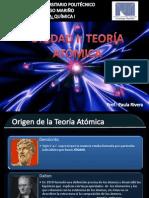 UNIDAD I. Teoría Atómica