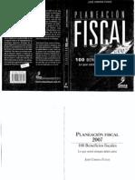 Planeacion Fiscal 2007