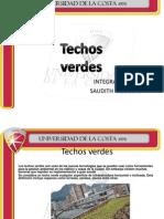 Diapositivas Techos Verdes