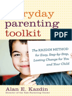 The Everyday Parenting Toolkit by Dr. Alan Kazdin - Intoduction