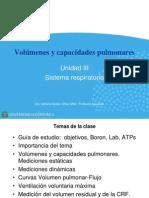 25.Volumenes y Capacidades Pulmonares