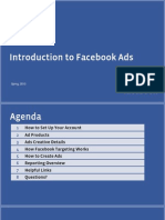 Introduction to Facebook Ads