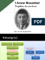 Prof KH Anwar Musaddad