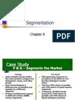 #4 Segmentation Ch.8