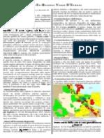 Volantino informativo sulla petrolizzazione dell'Abruzzo