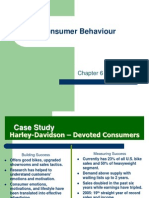 #5 Consumer Behaviour Ch.6