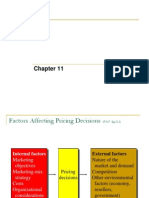 #10 Pricing Ch.11