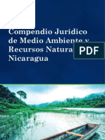 Compendio Jurídico de Medio Ambiente y Recursos Naturales de Nicaragua