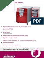 Catalogue Thermoregulateur
