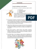 Investigar y Analizar 5 Conceptos de Marketing[1] Dam