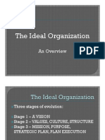 group project  - ideal org - web