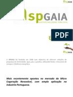 Apresentação SPGAIA - MARÇO 2013
