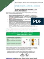 Principales Modificaciones Del Adr 2011 Sobre El Adr 2009