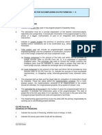 ICC Guidelines for Accomplishing ICC-PE Forms 1-6 (as of 28 June 2004)