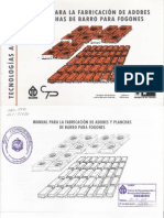 Manual Fabricación Adobes