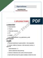 Operative Hepatobiliary