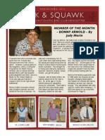 2013 March-April TCEBC Newsletter