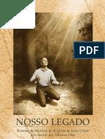 Nosso Legado - Resumo Da Historia Da IJCSUD