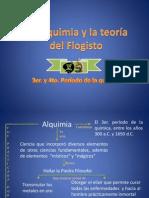 Alquimia y Flogisto