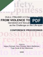 THE INVISIBLE VIOLENCE OF FEMENINE GENDER ROLES PÁG    217