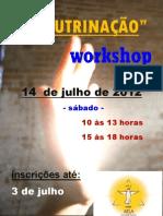 Workshop sobre Doutrinação