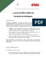 Efluentes Industriales Reduccion de DBO y DQO