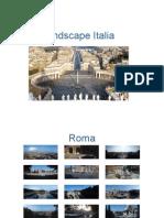 landscape italia