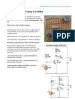 Buildcircuit.com-DarkLight Sensor Using Transistor
